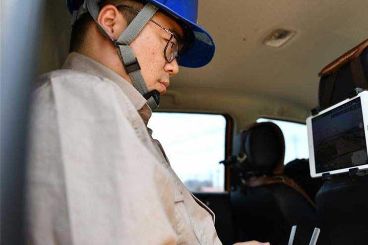 无人机巡检 保输电安全