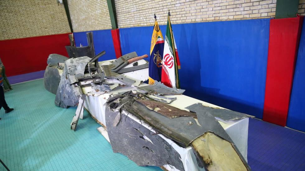俄官员:被击落的美无人机在伊朗领空