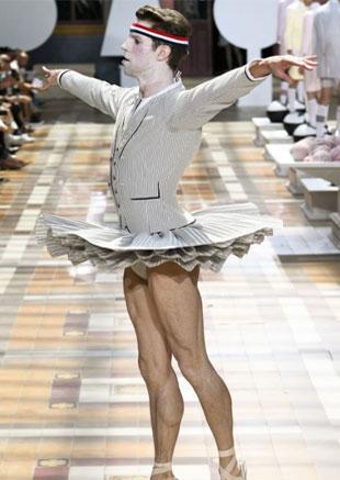 Thom Browne时装秀