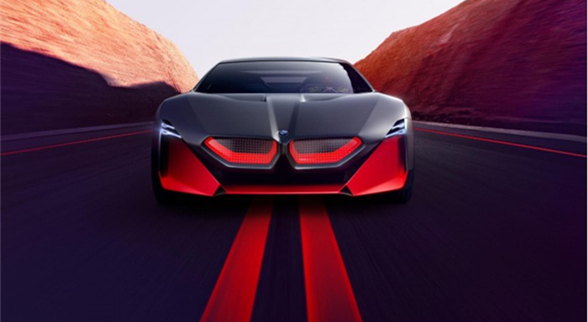 宝马公布Vision M NEXT概念车:未来汽车新理念