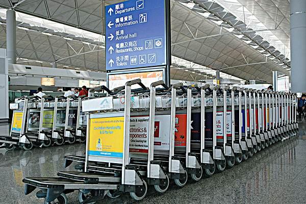 """香港国际机场将迈向""""智能机场"""" 5G技术应用正进行前期研究"""