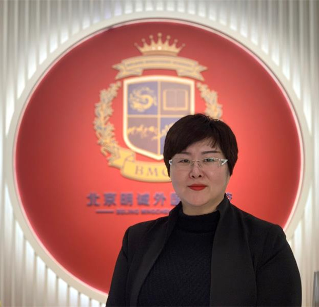 北京明诚外国语学校执行校长郑冉:应加强孩子整体素质培养
