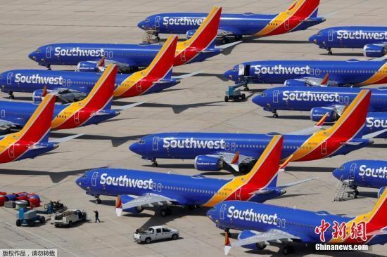 消息人士:美航管局重新安排人员监管美西南航空
