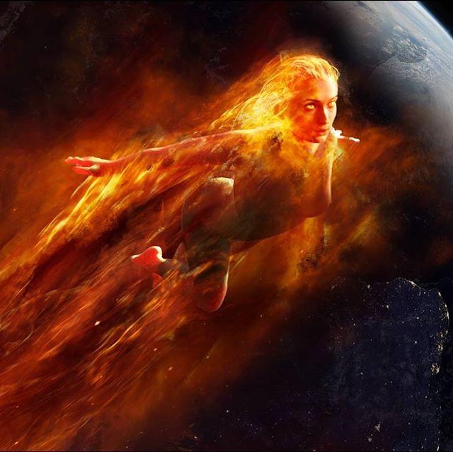 《X战警:黑凤凰》早期概念图曝光