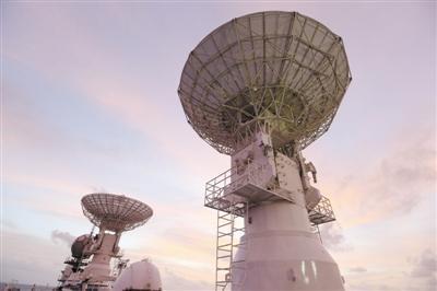 远望3号单船测控第46颗北斗导航卫星