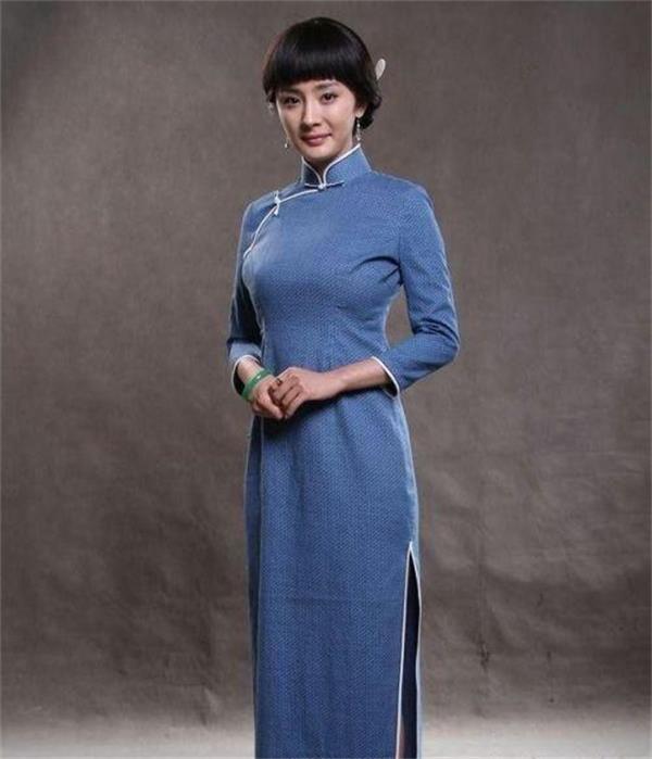 盘点女星的旗袍造型,她风情万种,太惊艳了