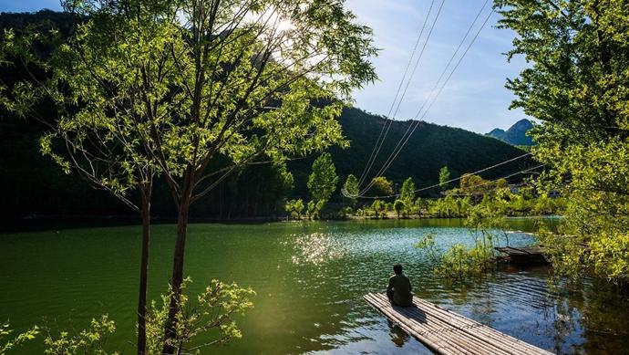 游精彩世园,住京郊网红民宿,游玩避暑两不误!