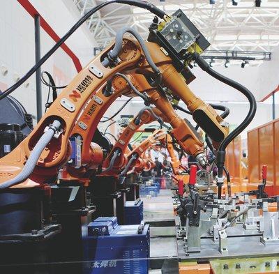 机器人10年内取代2000万岗位