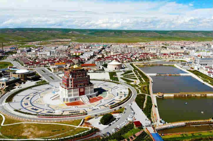 青海湖上游国家湿地公园生态效益显现