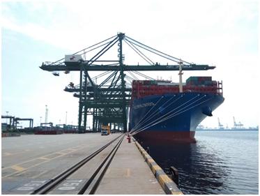 天津港发挥海上门户优势  助力京津冀协同发展