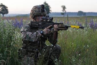 英軍遠征部隊加緊訓練 將糾集9國去俄后花園演習