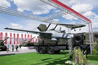 家當全在這了:俄軍隊2019防務論壇展多款無人機