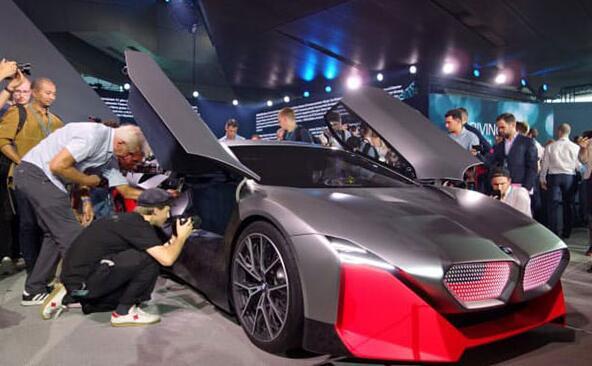 宝马的电动车投放计划将提前2年