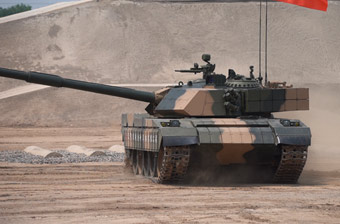 魔改59坦克秀蛇形走位 還玩起炮塔鎖定轉底盤!