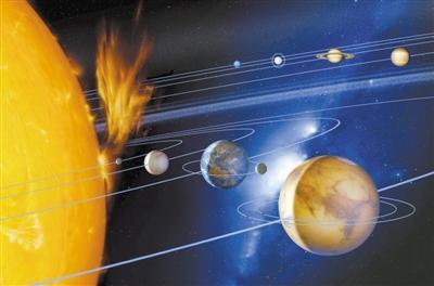 """太阳系""""老九"""" 到底是找不到还是不存在"""