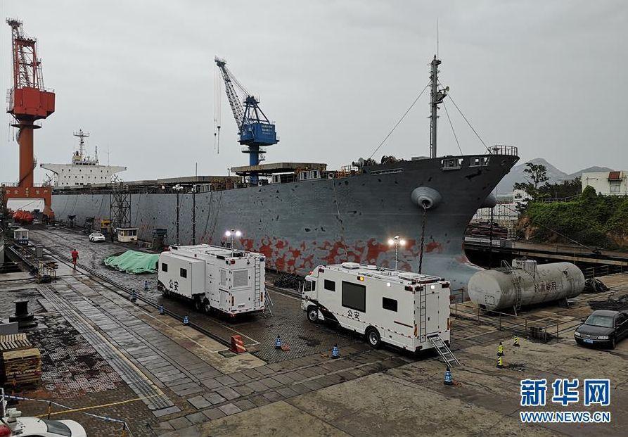 山东检察机关依法对山东龙眼港货轮二氧化碳泄漏事故中的6名犯罪嫌疑人批准逮捕
