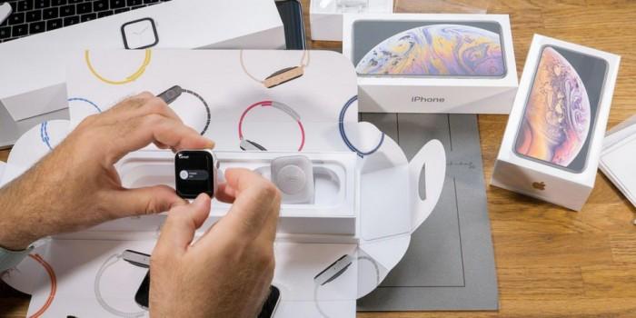 数据:苹果Apple Watch去年出货量增长22%