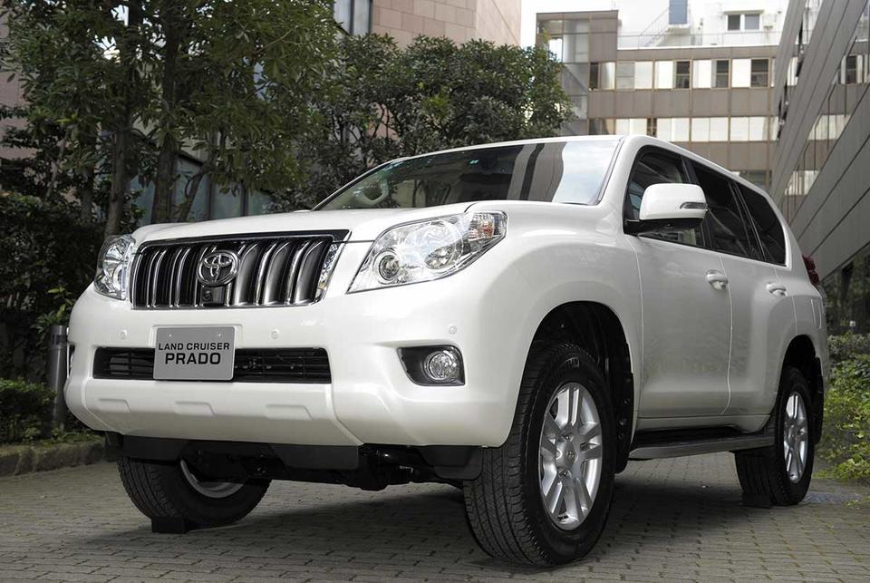 阿联酋最受欢迎5大汽车品牌揭晓 丰田居首