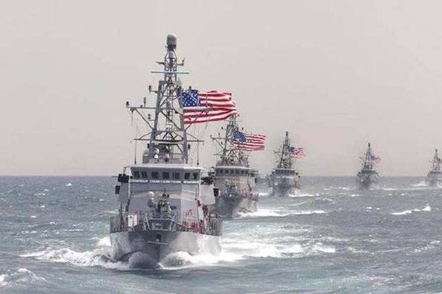 游乐场即视感:美军可能派巡逻艇出战伊朗?,华求伯天津站