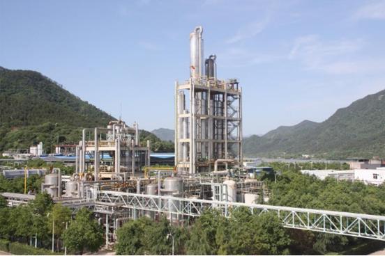 新化股份:全球领先的专业化学品供应商 业绩持续向上