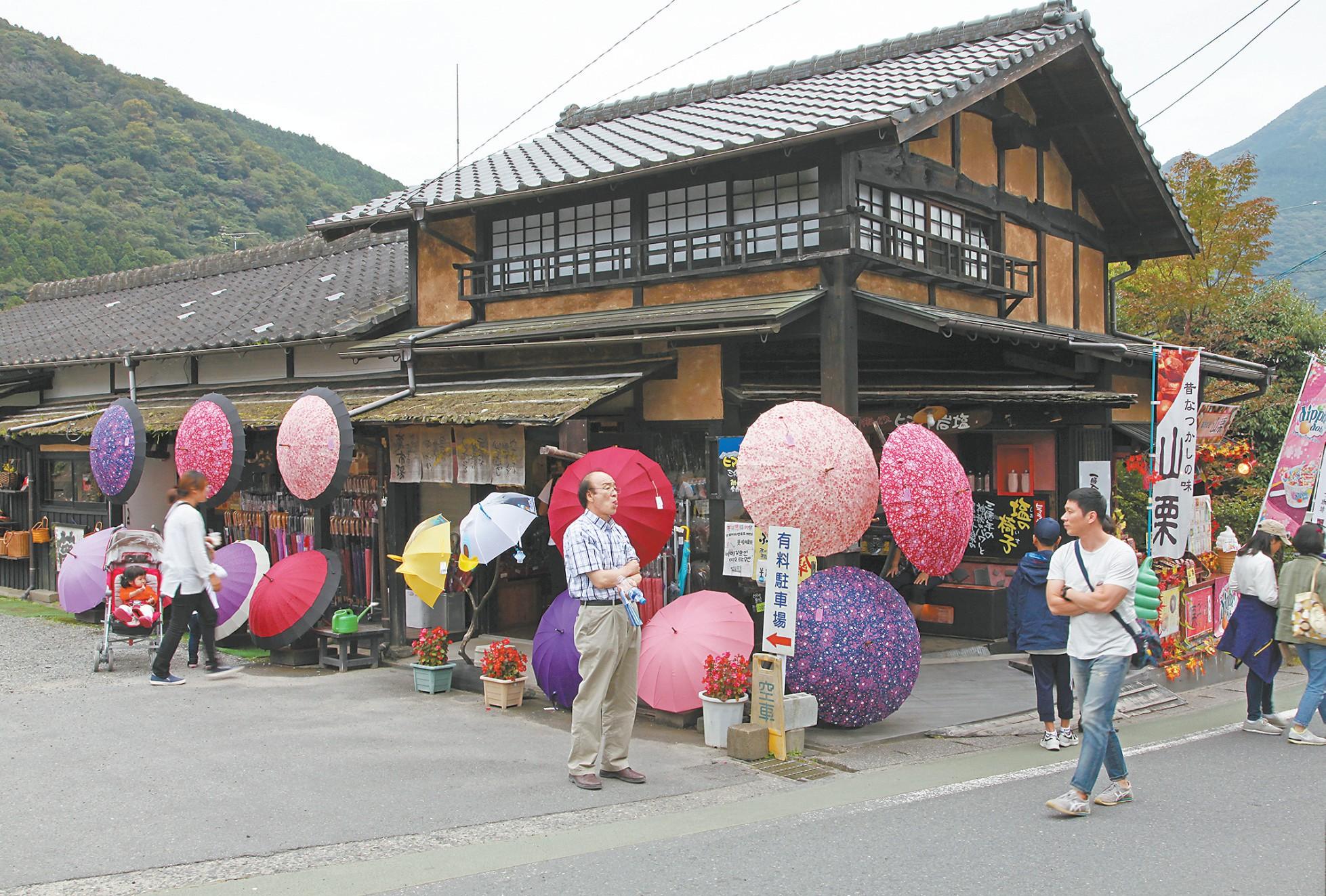 """去日本""""洗肺"""",中国游客的新选择"""
