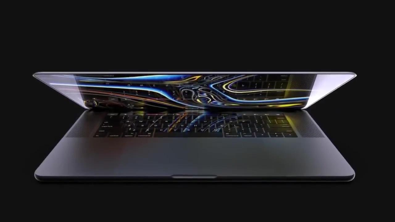 苹果16寸MacBook Pro概念渲染欣赏