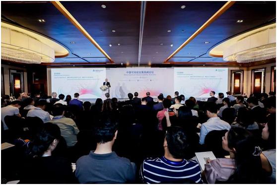 """""""中德可持续发展观峰会""""在京举行"""