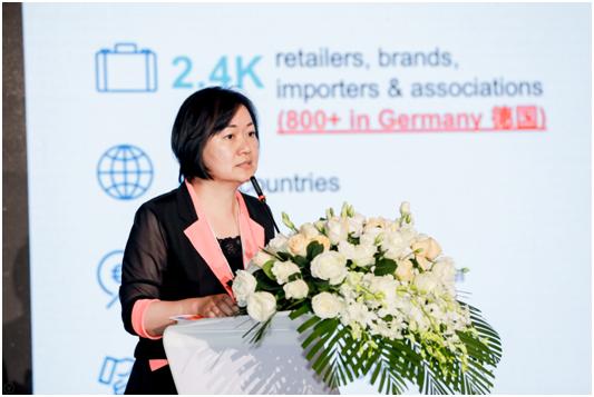 全球贸易协会亚太区总监周卓颖:中国企业助力经济实现高质量发展