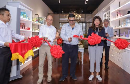 CASTELBEL植物香氛上海首秀