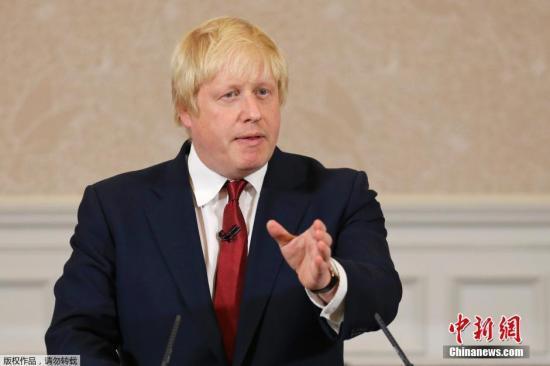 天才或小丑?英首相热门人选约翰逊将面对世界检验