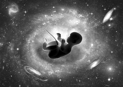 未来人类或可在太空繁衍