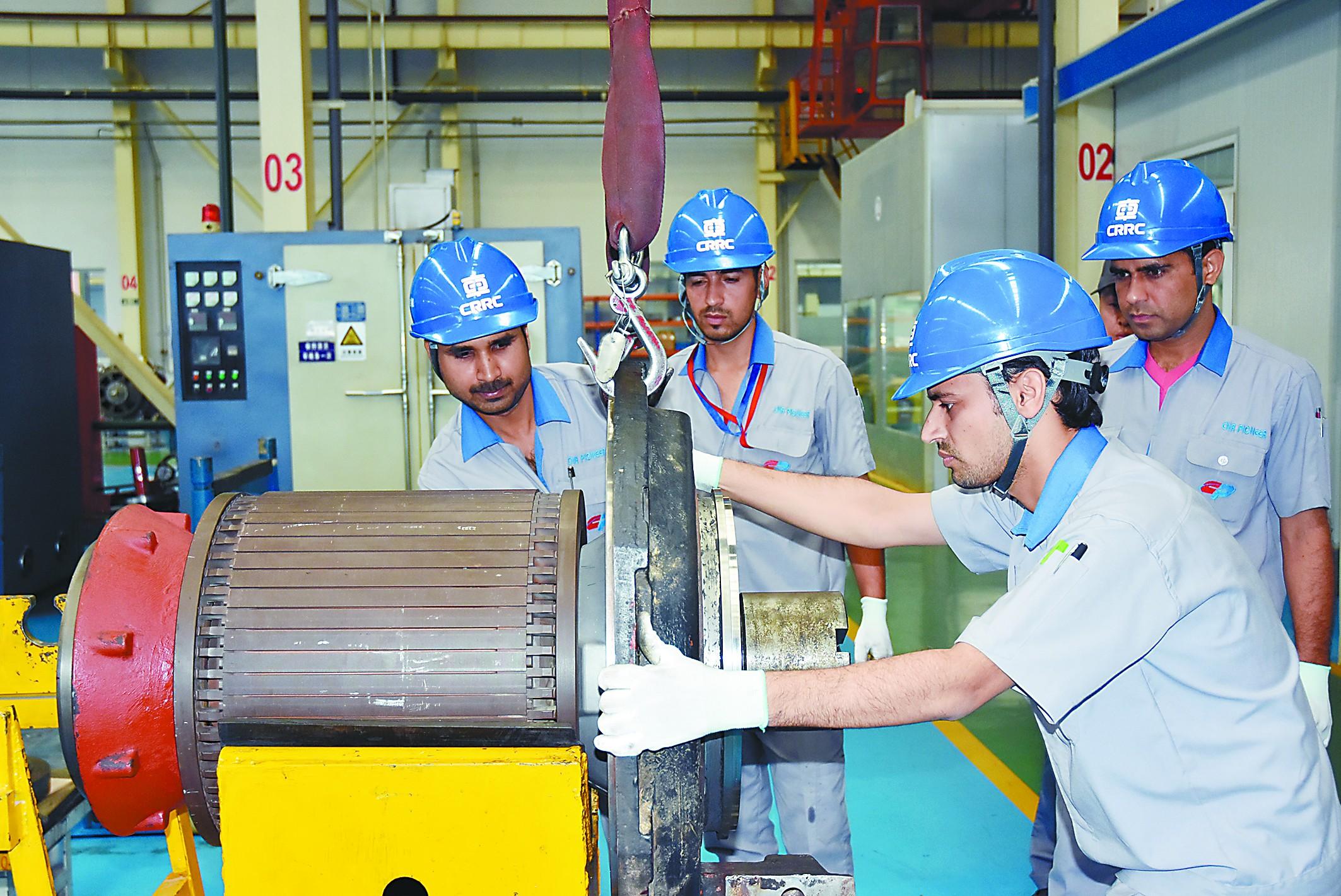 中国制造如何竞逐印度铁路市场