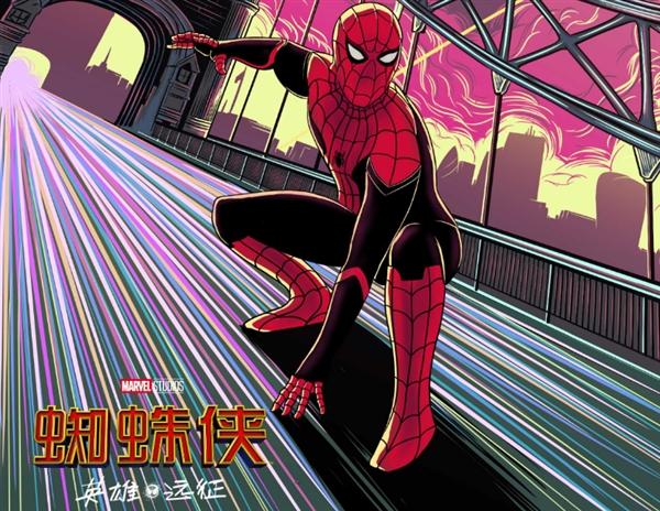 《蜘蛛侠:英雄远征》内地票房破3亿 口碑也很赞