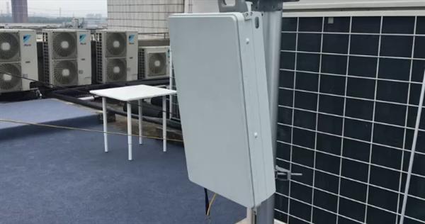 华为5G基站实测:大小如行李箱 辐射值与4G基站持平