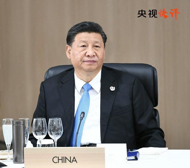 【央视快评】打造高质量世界经济的中国方案
