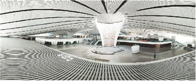 大兴国际机场主要工程竣工了!