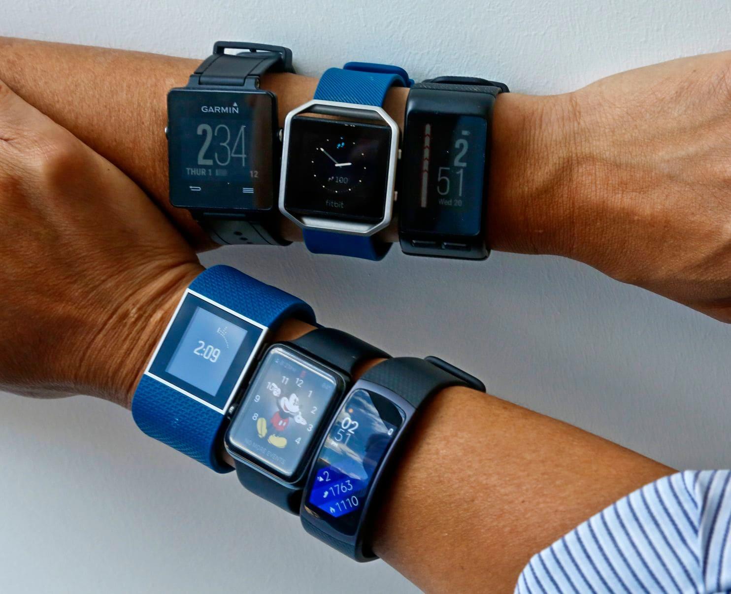 智能可穿戴设备除了记步数 还将能管理员工绩效