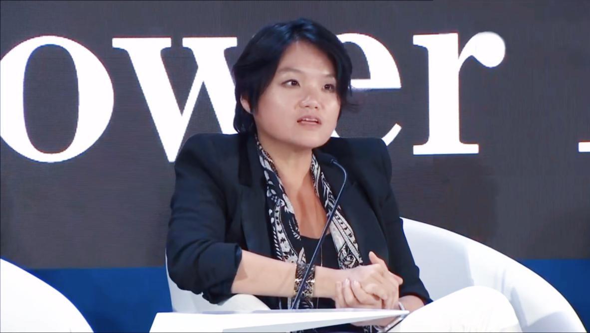平安集团陈心颖出席达沃斯论坛:技术正在改变生活