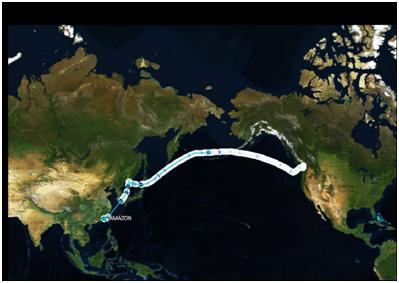 加拿大油菜籽船在中国海域转了4周,分析师:可能是最后一艘