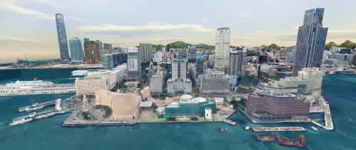 香港发展局长:香港3D实景模型逐步开放 助规划未来