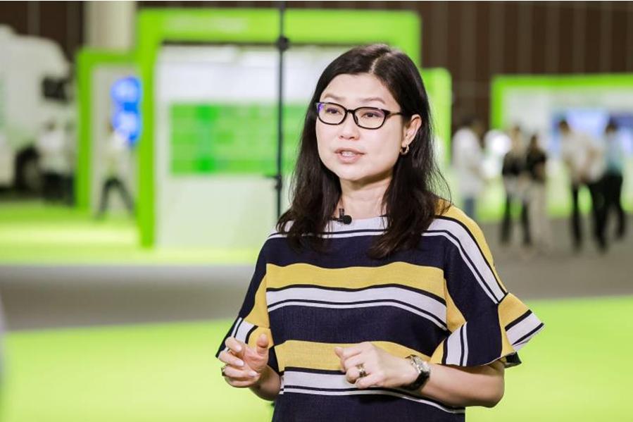 施耐德电气梁玉媚:中国数字经济引领全球新趋势