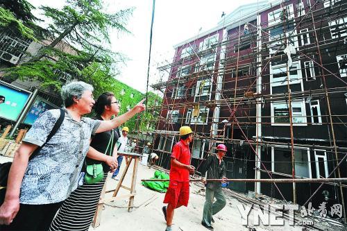 17万个老旧小区待改造 涉及居民上亿人