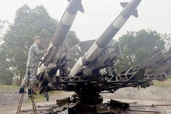 何時進博物館?越軍S-125防空導彈還在服役