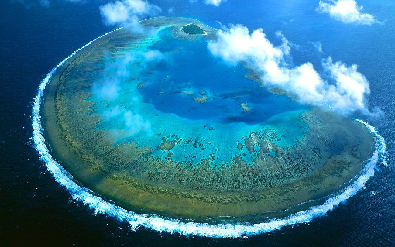 澳大利亚大堡礁将建首间水下酒店 预计明年初开幕