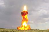 俄再次进行反导拦截测试