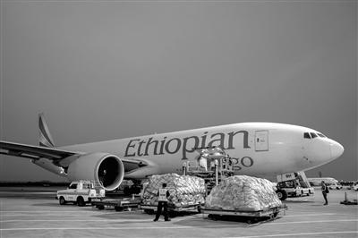 重庆至新德里、亚的斯亚贝巴全货机定期航线开通