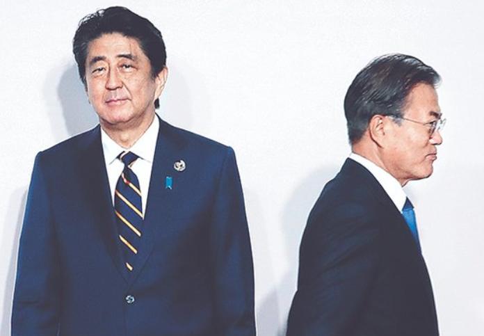 日本突然发动制裁,韩国媒体头版炸了锅(图)