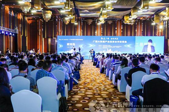 广西大数据产业投资合作洽谈会成果丰硕