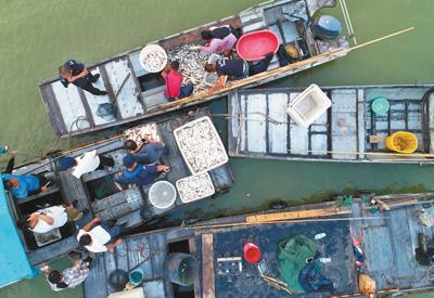 我国多流域禁渔结束