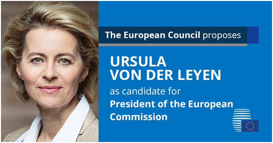 欧盟机构两大关键职位提名人为女性,图斯克:完美的性别平衡